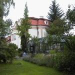 Rekonstrukce vily - Praha 6, Hanspaulka