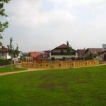 Dětské hřiště Ďáblice - Praha 8