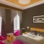 Interiér hotelu - Praha 1 Klárov