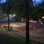 Dětské hřiště Riegrovy sady -  Praha 2